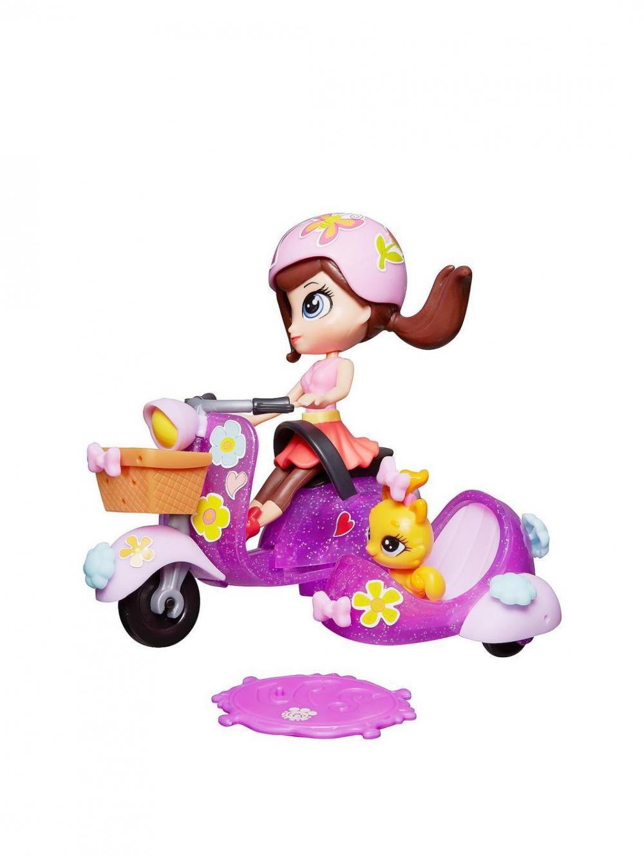 Figurina Blythe,scooter,animalut,LPS