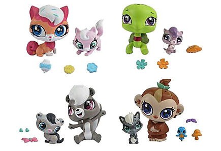 Figurina cu animalut,Littlest Pet Shop