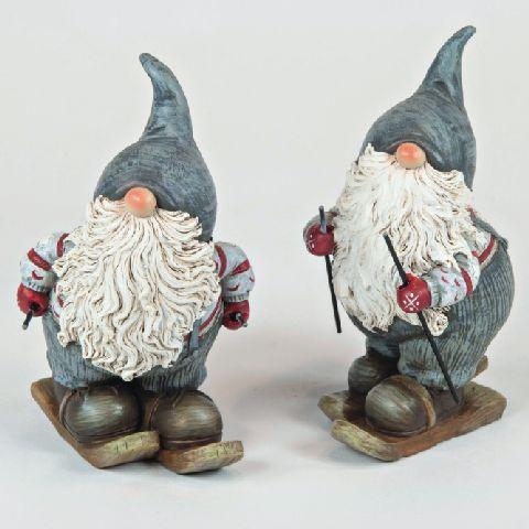 Figurina de ceramica Mos schiuri 13cm