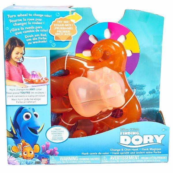 Figurina Finding Dory,Hank,cu sunete