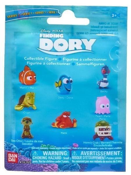 Figurina Finding Dory,in punga,div.mod