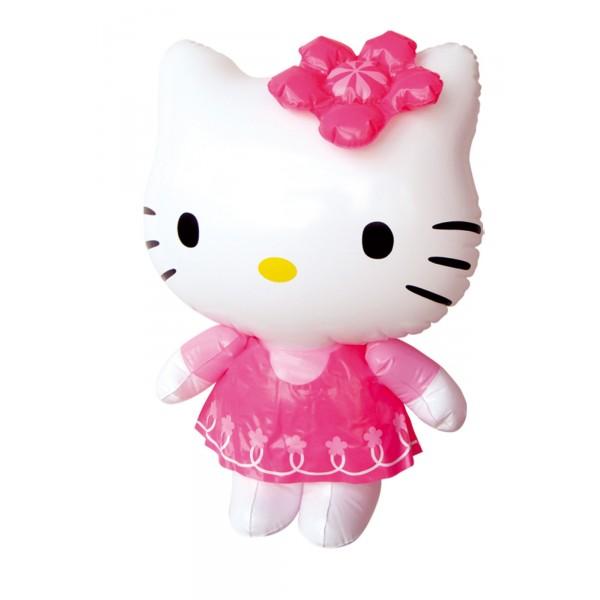 zzFigurina gonflabila Hello Kitty