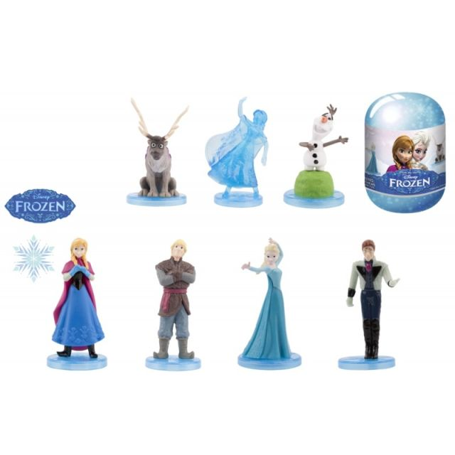 Figurina in capsula,Frozen