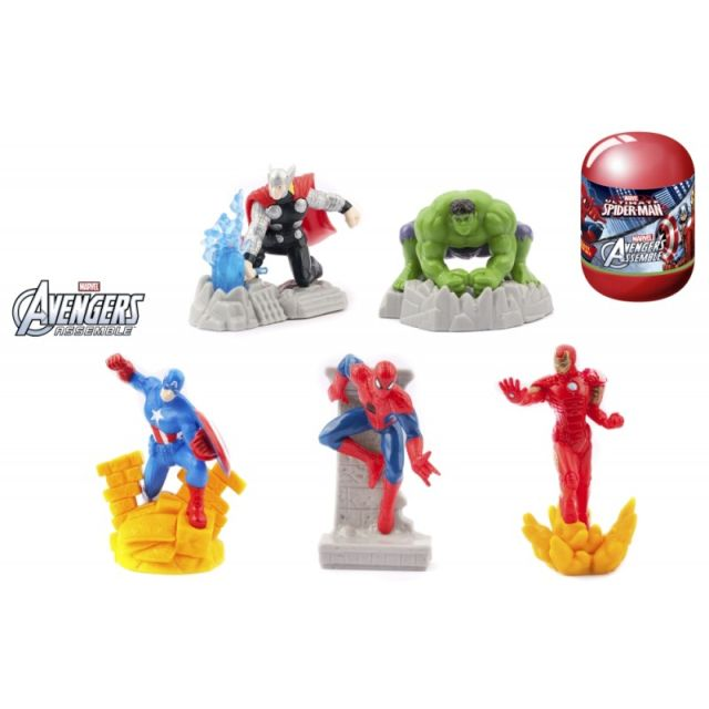 Figurina in capsula,Marvel Avengers