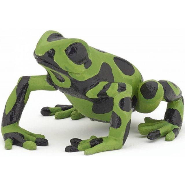 Figurina Papo,broasca ecuatoriala,verde