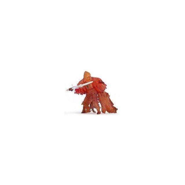 Figurina Papo,calaretul focului