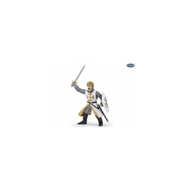 Figurina Papo,cavaler in zale