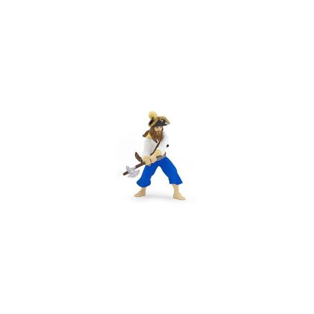 Figurina Papo,corsar cu ax