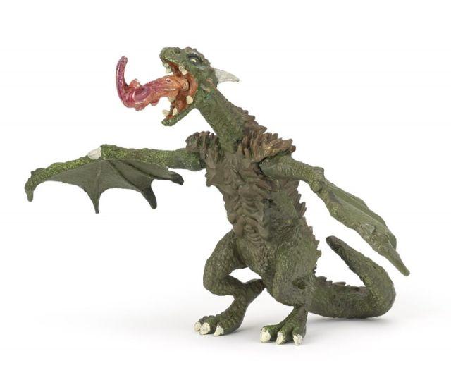 Figurina Papo,dragon articulat