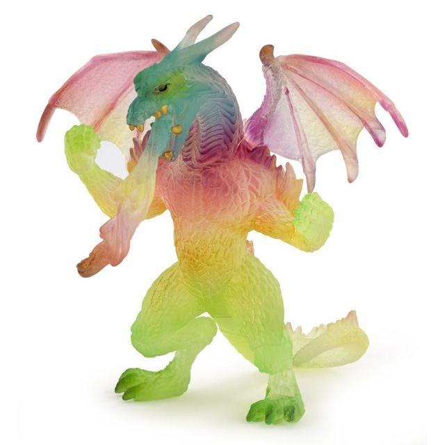 Figurina Papo,dragonul curcubeului