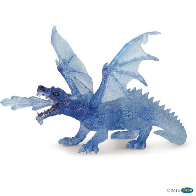 Figurina Papo,dragonul de cristal
