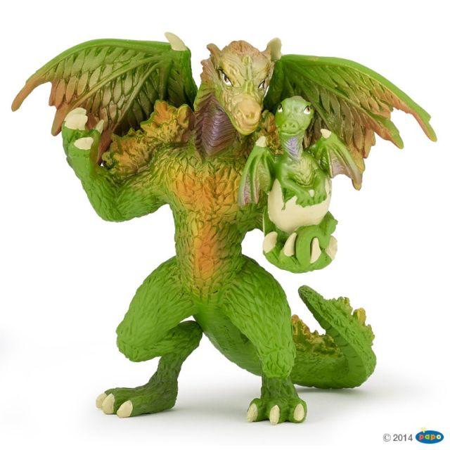 Figurina Papo,dragonul padurii