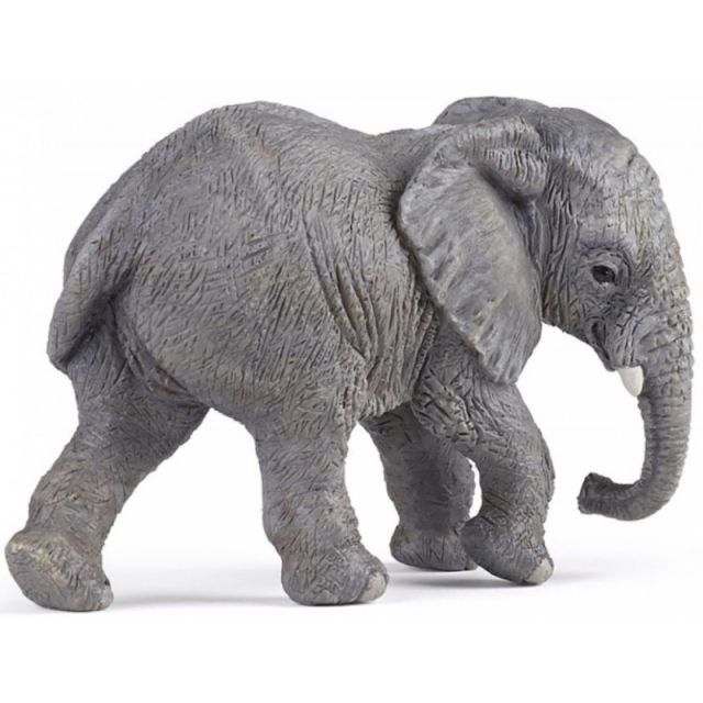 Figurina Papo,elefant african tanar
