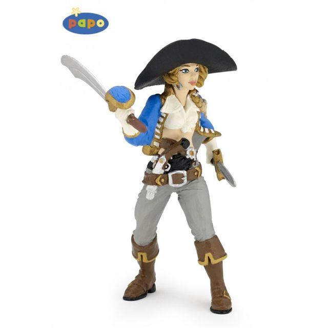 Figurina Papo,femeie pirat