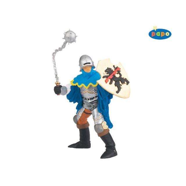 Figurina Papo,ofiter cu macela,bleu