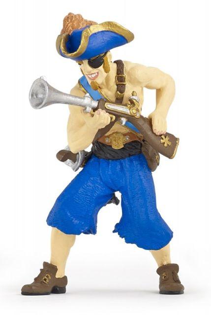Figurina Papo,pirat cu flinta