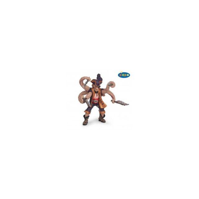 Figurina Papo,pirat mutant Octopus