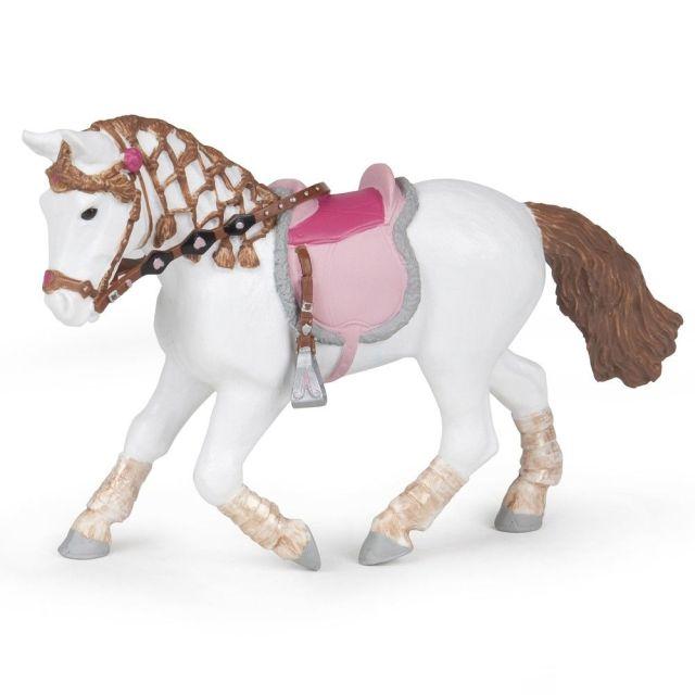 Figurina Papo,ponei mergand