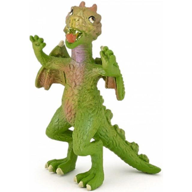 Figurina Papo,pui de dragon,fashion