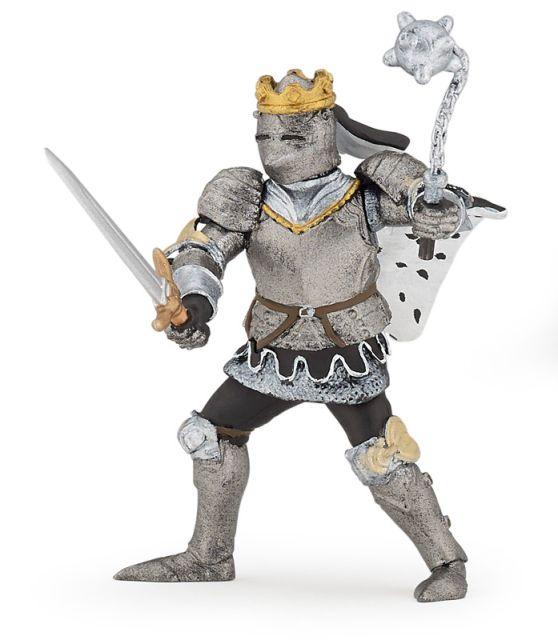 Figurina Papo,regele dragon,albastru