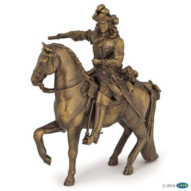 Figurina Papo,regele Ludwig XIV