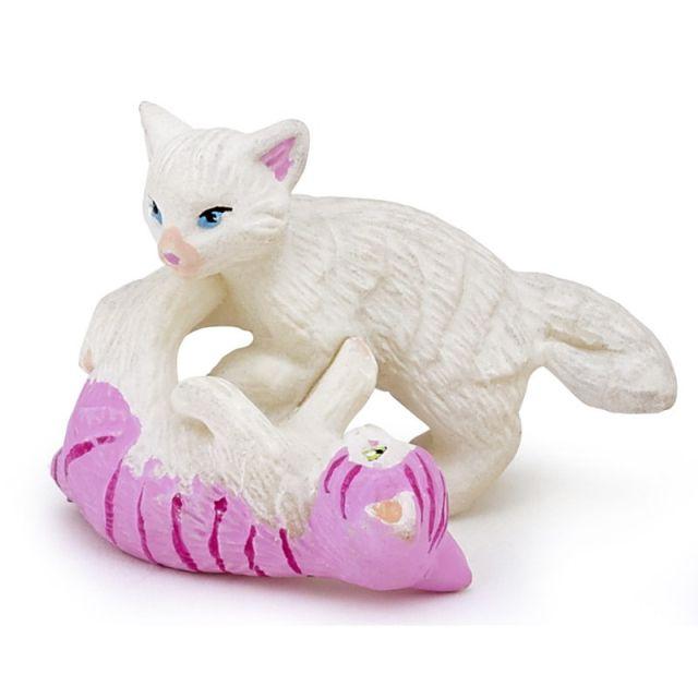 Figurina Papo,Rough si pisicuta Tumble,set