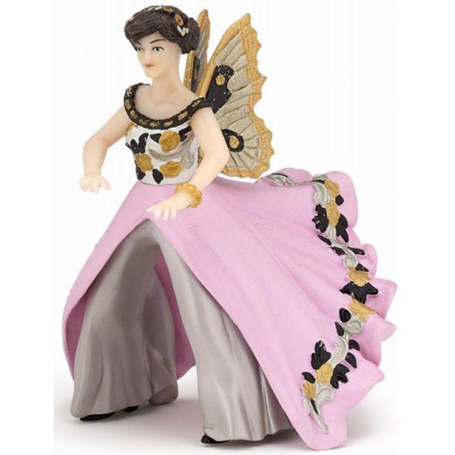 Figurina Papo,spiridus calaret,roz