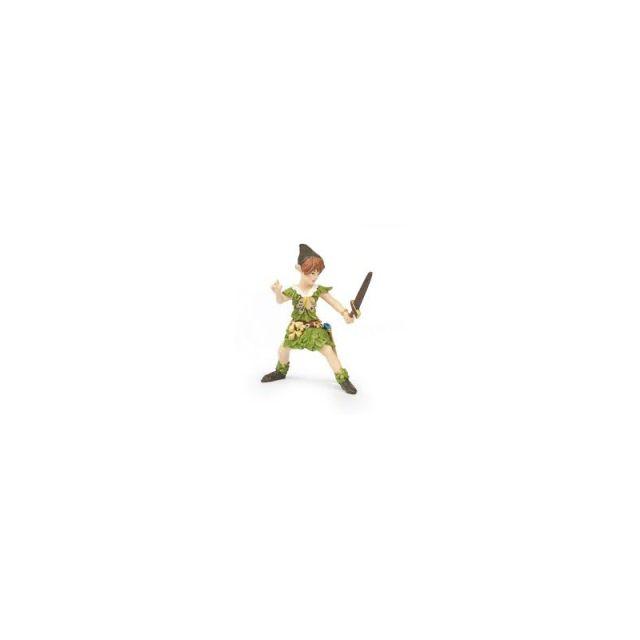Figurina Papo,spiridus verde