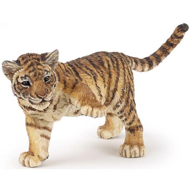 Figurina Papo,tigru in miscare