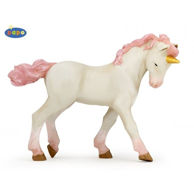Figurina Papo,unicorn tanar