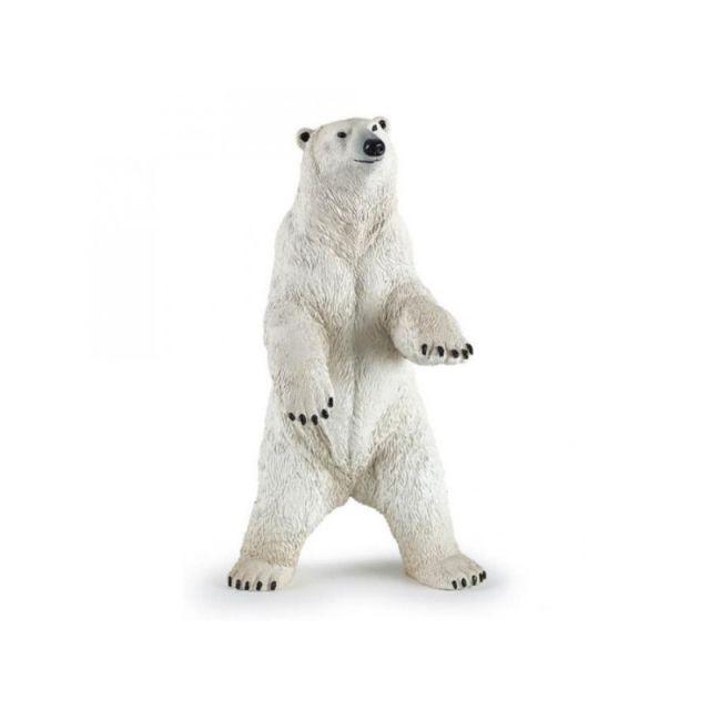 Figurina Papo,urs polar in picioare