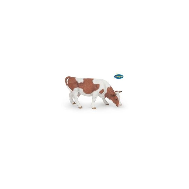 Figurina Papo,vaca simmental II