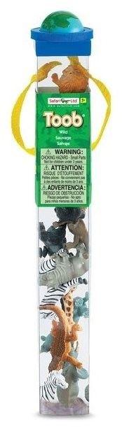 Figurina Safari,animale salbatice,set