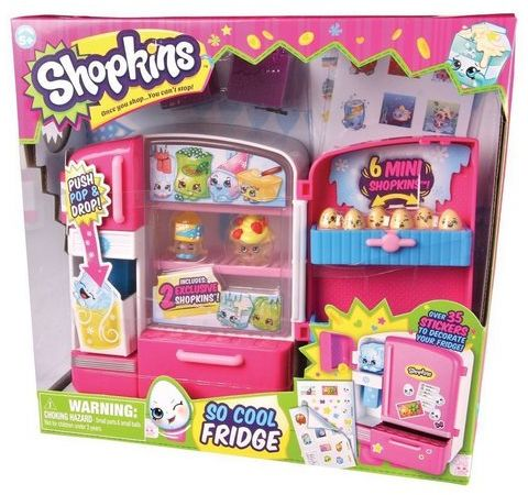 Figurina Shopkins,seria 2,set de joaca