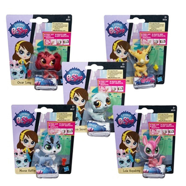 Figurina tip A,Littlest Pet Shop