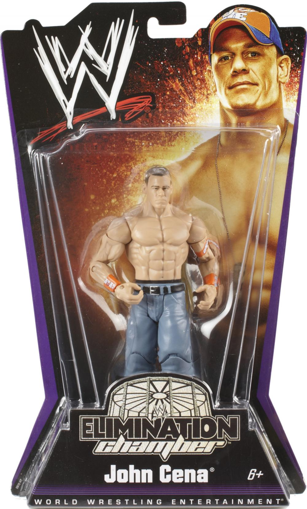 Figurina WWE Action Play, diverse modele