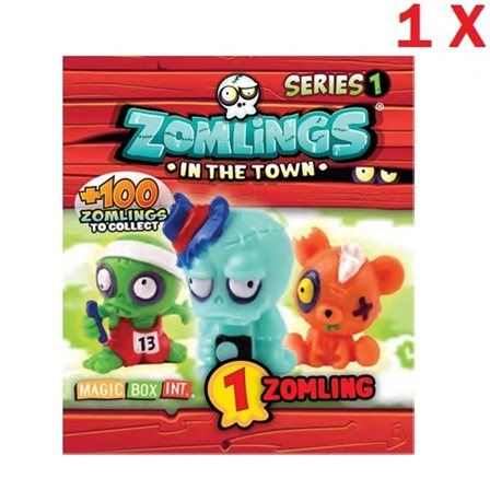 Figurina Zomlings,blister