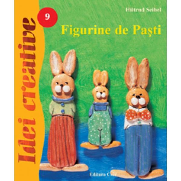 Figurine de Pasti, Idei Creative, Hiltrud Seibel
