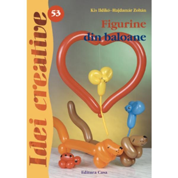 Figurine din baloane, Kis Ildik�, Hajdam�r Zolt�n