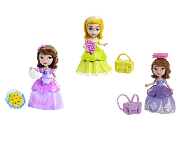 Figurine Disney,Sofia,cu accesorii