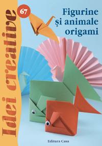 FIGURINE SI ANIMALE ORIGAMI IC67
