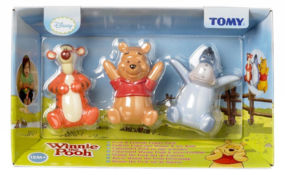 Figurine Winnie si prietenii