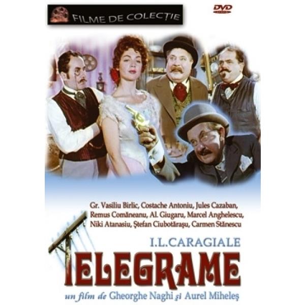 FILME DE ANTOLOGIE TELEGRAME