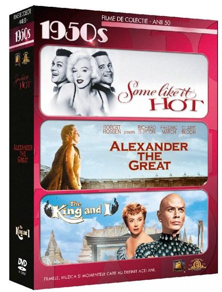 FILME DE COLECTIE ANII 50-DECADES 50'S