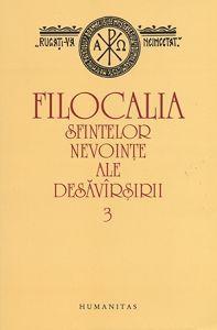 FILOCALIA 3 .