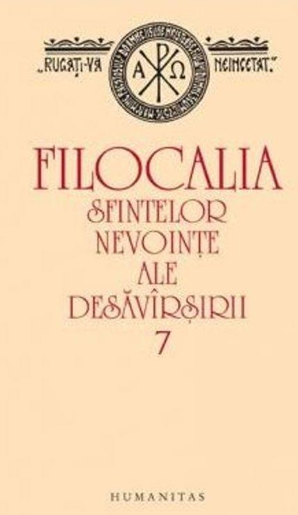 FILOCALIA VII (reedit) .