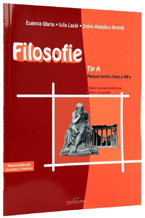 FILOSOFIE TIP A CL XII