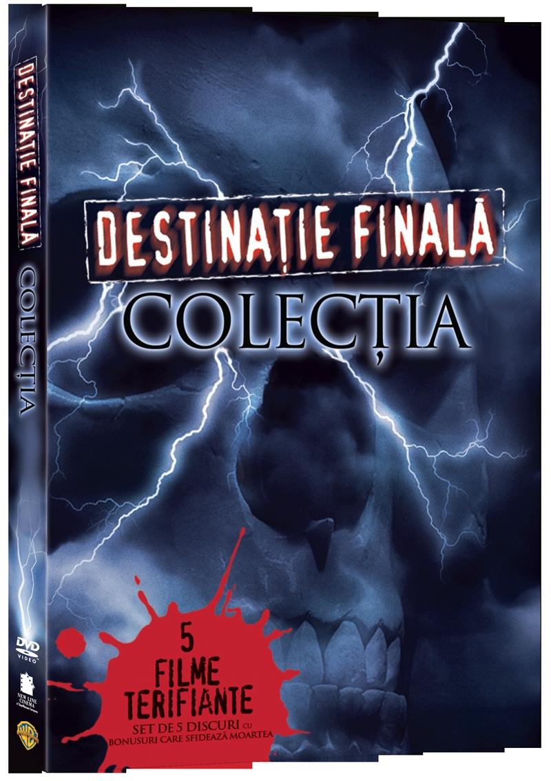 FINAL DESTINATION 1-5