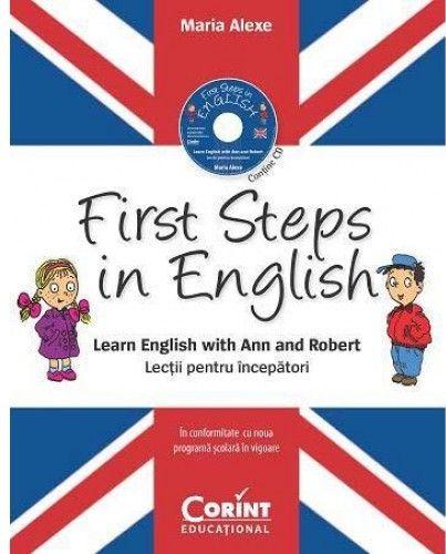 FIRST STEPS IN ENGLISH. LECTII PENTRU INCEPATORI