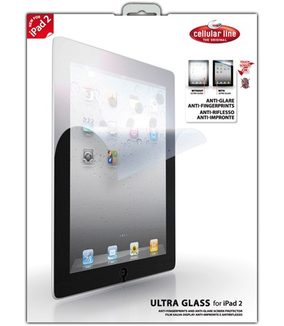 Folie iPad 2 BeKonnekt Ultra Glass